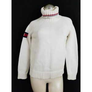 Vintage Tommy Hilfiger Size M Turtleneck Sweater